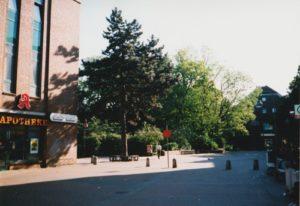 Zentrum von Eidelstedt