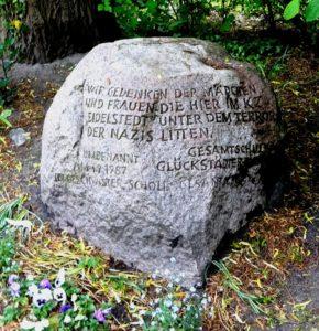 Gedenkstein für die Frauen im KZ-Außenlager Eidelsted