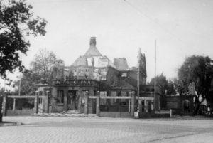 Ruine Gasthaus Doppeleiche
