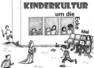 Kinderkultur um die Ecke