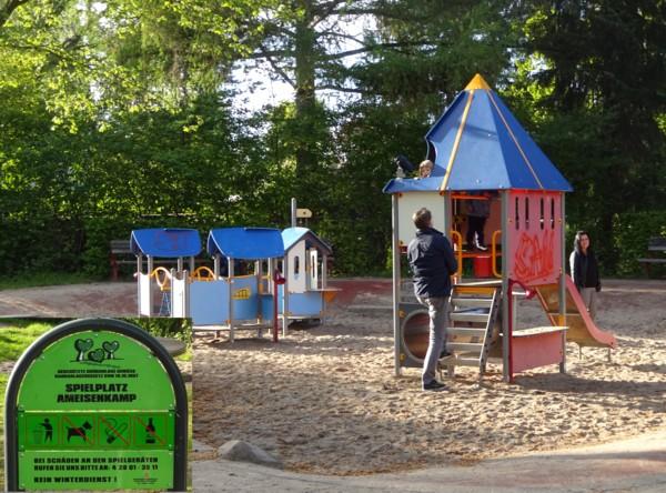 Spielplatz am Ameisenkamp Ecke Immenweide