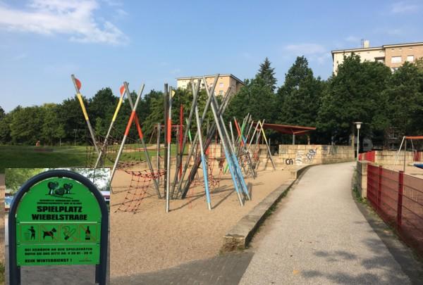 Spielplatz Wiebelstraße